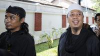 Opick menghadiri sidang gugatan cerai Dian Rositaningrum. (Adrian Putra/Bintang.com)