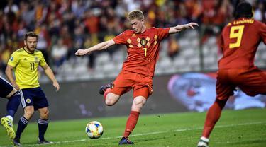 Foto Piala Eropa: Tim Hedon, Starting Eleven Pemain Berbanderol Tinggi di Euro 2020, Ada Mbappe