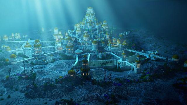5 Fakta Unik Kota Atlantis, Banyak Asumsi yang Bermunculan