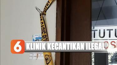 Dalam kasus penggerebekan klinik kecantikan di Kemang, polisi telah menetapkan tiga orang sebagai tersangka yang diduga manager klinik.