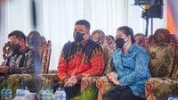 Wali Kota Medan, Bobby Nasution, dan Kahiyang Ayu