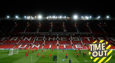 Berita video Time Out yang membahas tentang para klub Premier League yang dimiliki oleh konglomerat asal Amerika seperti Manchester United.