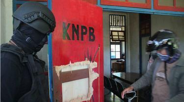 Asrama Mahasiwa Universitas Cenderawasih Papua Dijadikan Markas KNPB