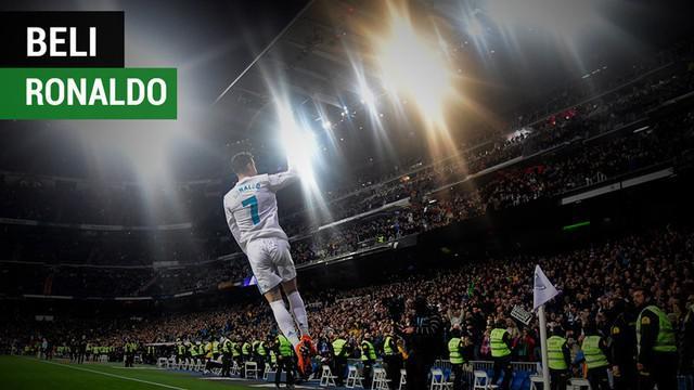 Berita video tentang mantan petinju Amerika Serikat, Floyd Mayweather Jr. yang tertarik ingin beli klub Inggris, Newcastle United, dan bahkan bintang Real Madrid, Cristiano Ronaldo, untuk bermain di tim The Magpies.