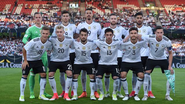 3d72c80e7d0 Piala Dunia 2018. Timnas Jerman meduduki peringkat pertama rangking FIFA ...