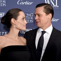 Tiga tahun lalu, saat mereka bertemu, Angelina Jolie masih berbahagia dengan Brad Pitt. Namun tentu saja banyak yang berubah saat ini. (DIMITRIOS KAMBOURIS  GETTY IMAGES NORTH AMERICA  AFP)