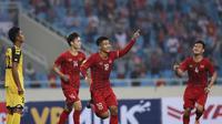 Ha Duc Chinh menjadi salah satu pemain Timnas Vietnam U-23 yang patut diwaspadai di Kualifikasi Piala AFC U-23 2020. (dok. Zing.vn)