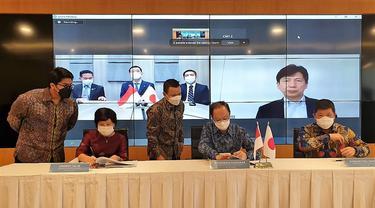 PT Ciputra Adibuana, menggandeng investor dari Jepang, Toda Corporation menggarap The Newton 2 di kawasan Ciputra World 2 Jakarta
