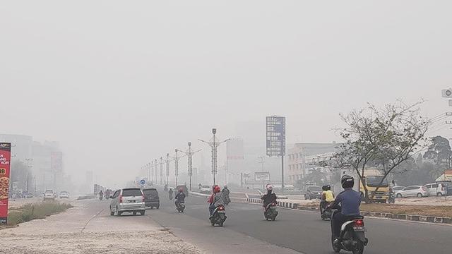 Hasil gambar untuk kabut asap