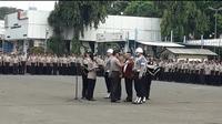 Kapolda Metro Jaya memecat dua anggotanya (Liputan6.com/ Nafiysul Qodar)