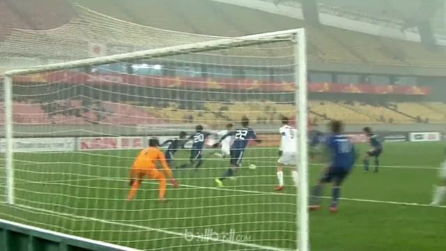 Berita video highlights Piala Asia U-23 2018, Jepang vs Uzbekistan, dengan skor 0-4. This video presented by BallBall.