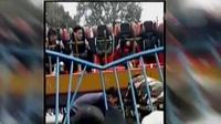 Akibat insiden ini China memerintahkan pemeriksaan darurat pada semua wahana taman hiburan.