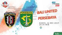 Liga 1 2019: Bali United vs Persebaya Surabaya. (Bola.com/Dody Iryawan)