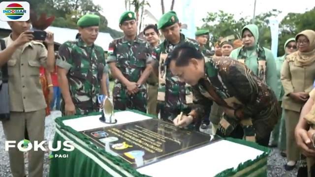 Etnikong merupakan salah satu daerah terpencil yang terletak di perbatasan Indonesia - Malaysia.