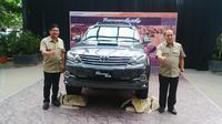 Hadir sebagai varian kedelapan, model ini dilepas dengan banderol sebesar Rp 480 juta on the road (OTR)