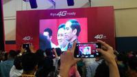 Presiden Joko Widodo (Jokowi) hari ini, Selasa (5/8/2015), menyempatkan diri untuk menggelar Dialog Komunitas Kreatif.