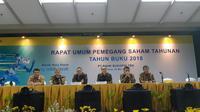 Bank Bukopin Rombak Susunan Direksi dan Komisaris. ( Yayu Agustini Rahayu Achmud/Merdeka.com)