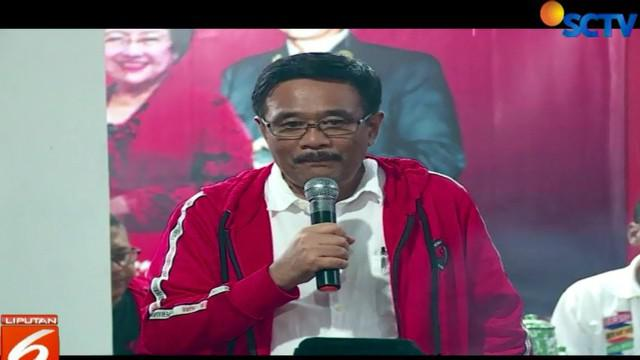 Pernyataan itu disampaikan Djarot dalam konsolidasi pemenangan pemilu 2019 di DPC PDI Perjuangan Sleman, Yogyakarta, Senin sore.