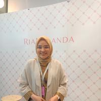 Ria Miranda bertransformasi lebih dewasa di 10 tahun berkarya (Foto: Vinsensia Dianwanti)