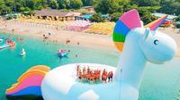 Wisata Pulau Unicorn (dok. Instagram @Iflatableisland/https://www.instagram.com/p/Bx0vvb6lN1J/?utm_source=ig_web_copy_link/Devita)