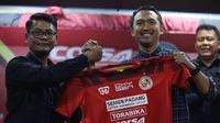 Perkenalan Semen Padang sebelum berkiprah di Liga 2 2018 (Foto: Doc Semen Padang)