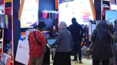 Ramaikan Pameran Tekstil, Zilingo Boyong 20 Mitra Pedagang Lokal