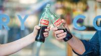 (Foto: Ilustrasi Coca Cola. Dok Unsplash/Bradley Pisney)