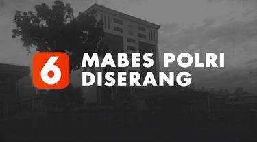 Berikut beberapa fakta terbaru terkait aksi baku tembak di Mabes Polri.
