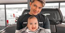 Ukkasya Anak Irwansyah dan Zaskia Sungkar (Instagram/zaskiasungkar15)