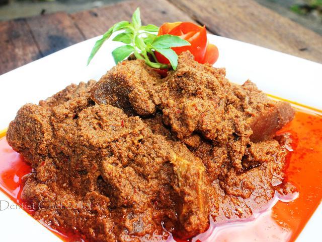 Resep Rendang Daging Untuk Menu Lebaran, Dari Daging Sapi Hingga Daging  Ayam - Ramadan Liputan6.com