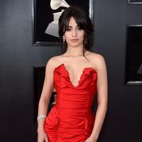 Camila Cabello menghadiri acara Grammy Awards 2018. (Jamie McCarthy / GETTY IMAGES NORTH AMERICA / AFP)
