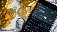 Ilustrasi harga emas. (Shutterstock)