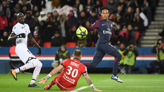 PSG, Dijon, Ligue 1