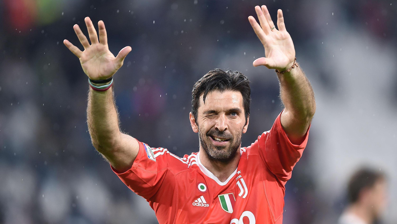 Kiper Juventus, Gianluigi Buffon (AFP/Alessandro Di Marco)
