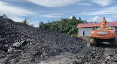 Tambang Batu Bara Ilegal di Kabupaten Berau
