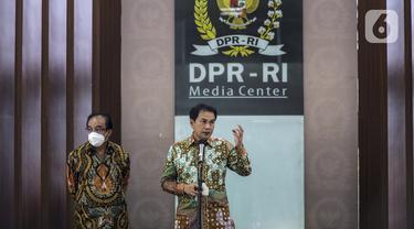 FOTO: Wakil Ketua DPR Azis Syamsuddin Kutuk Deklarasi Presiden West Papua