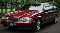 Volvo V90 Estate (Ikbal/Otosia.com)