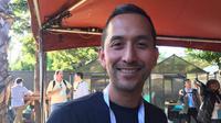 Head of Android Hiroshi Lockheimer. Liputan6.com/ Jeko Iqbal Reza