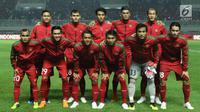 Timnas Indonesia U-23 (Liputan6.com/Helmi Fithriansyah)