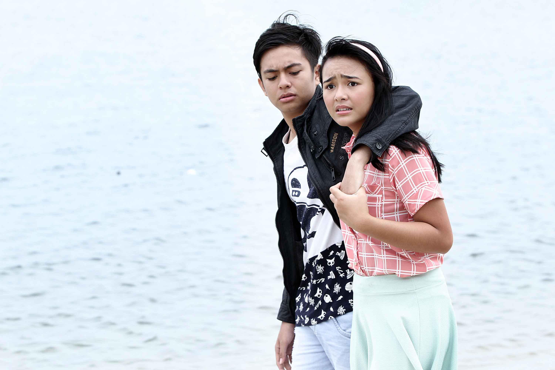 Angga Aldi Rela Dijemur Saat Syuting Mermaid In Love 2 Dunia