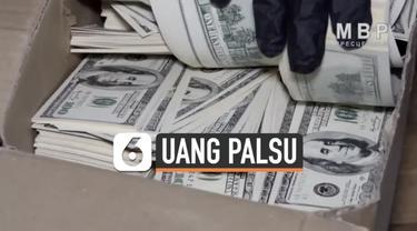 Sindikat pembuat uang palsu di dalam univesitas Bulgaria terbongkar. Polisi menyita jutaan uang palsu jenis Dolar AS dan Euro siap edar.