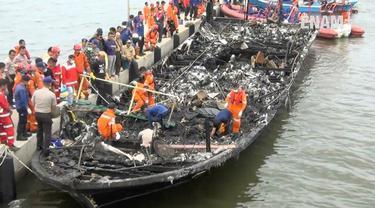 Korban tewas insiden kapal Zahro Ekspress yang terbakar di Perairan Kepulauan Seribu terus bertambah. Berdasar data Pusdalops BPBD DKI Jakarta, saat ini jumlah korban telah mencapai 23 orang.