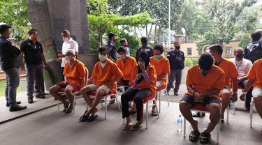 Subdit IV Tipid Narkoba Bareskrim Polri bersama dengan Bea Cukai gagalkan peredaran narkotika jenis sabu seberat 45 kilogram jaringan Malaysia-Indonesia.