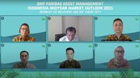 BNP Paribas Asset Management Indonesia Midyear Market Outlook 2021 (Dok: BNP Paribas Asset Management Indonesia)