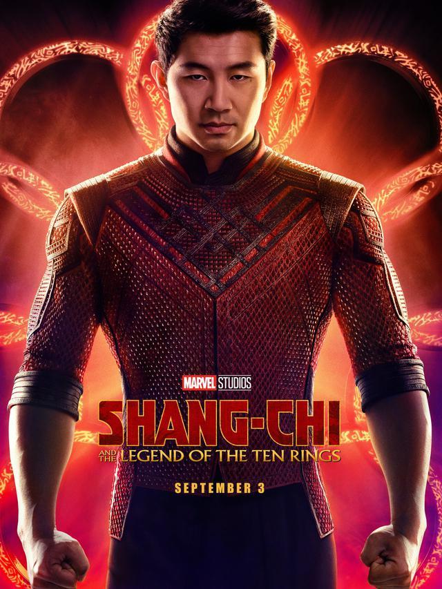 Poster Plus Teaser Shang-Chi and the Legend of the Ten Rings Dirilis Marvel, Kado Ultah untuk Simu Liu - ShowBiz Liputan6.com