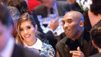 Mantan atlet pentolan LA Lakers, Kobe Bryant mengumumkan kabar kebahagiaan. Vanessa Laine Bryant tengah hamil anak ketiga. (AFP/Bintang.com)