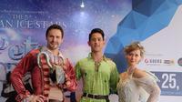 Atraksi di atas es pertama di Indonesia bertajuk Peter Pan on Ice akan digelar sebentar lagi. Bagaimana keseruannya