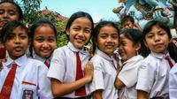 Ilustrasi anak sekolah. (via: Liputan6.com))