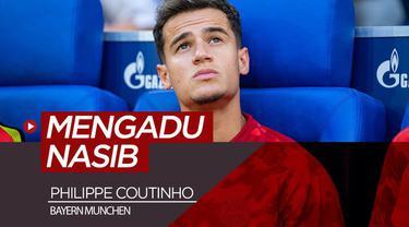 Berita video Philippe Coutinho kini mengadu nasib di Bundesliga bersama Bayern Munchen.