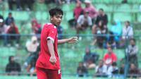 Pemain termuda Arema FC, Titan Agung Bagus Fawazzi. (Bola.com/Iwan Setiawan)